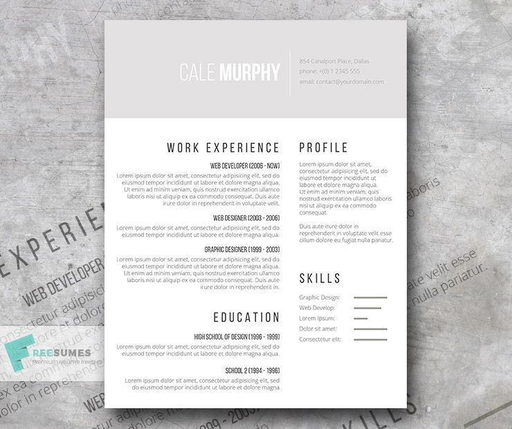 colors to use on resume