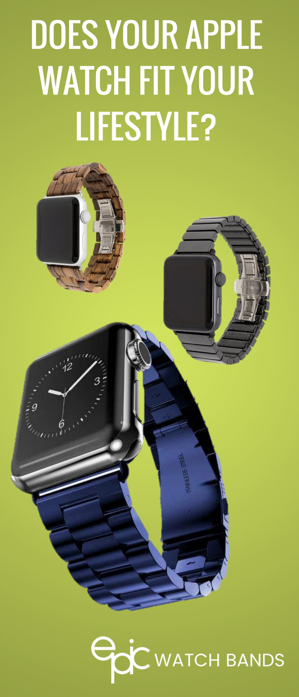 Apple Watches for every style, event or fashion. Get your