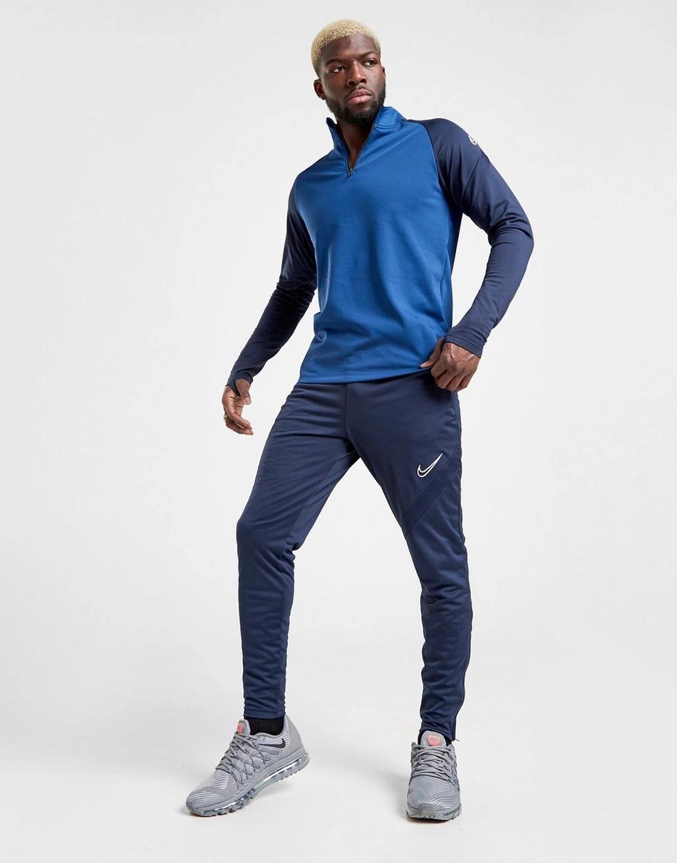 pantalon nike homme bleu