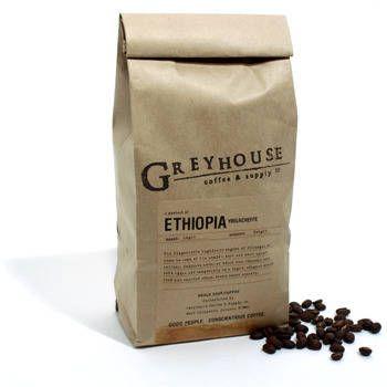 coffee bag template