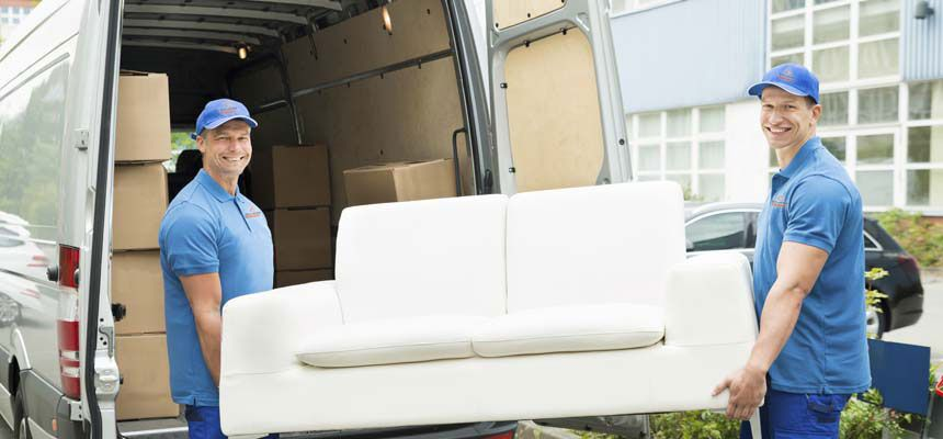 A moving company is a removalist that helps people and