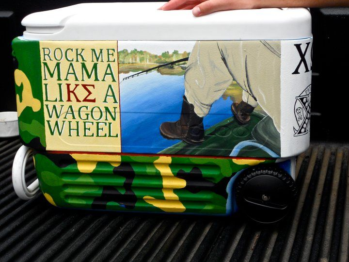 Wagon Wheel- This one's a WINNER