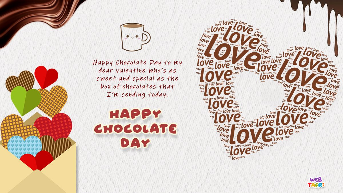 The Third Day Of Valentine Week Is Here Chocolate Day Chocolates Will Quickly Make You Fall In Happy Chocolate Day Chocolate Day Happy Chocolate Day Images