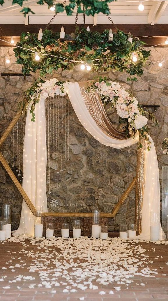 7 Wedding Arches That Will Instantly Upgrade Your Ceremony