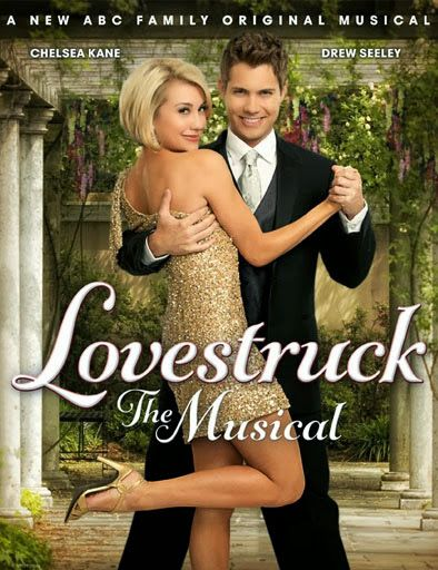 Poster De Lovestruck The Musical Musical Movies Chelsea Kane Movies