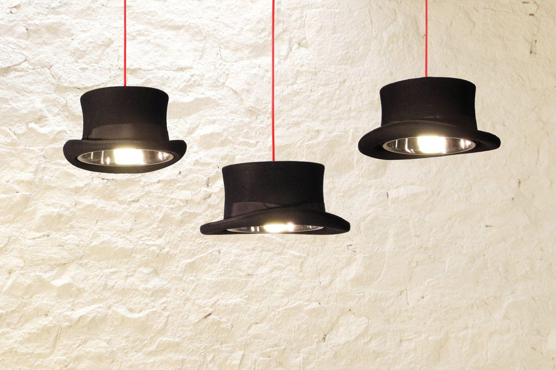 The Prince Edward Top Hat Light. £62.00, via Etsy.