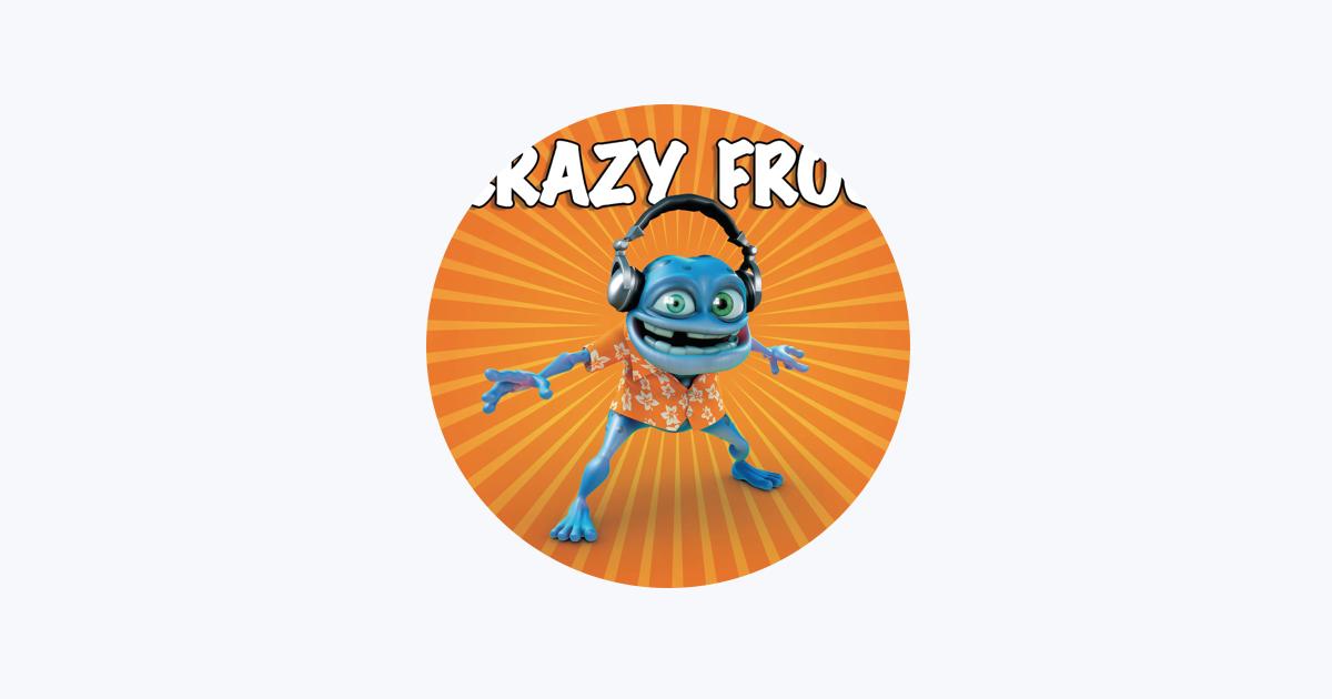 Crazy Frog On Apple Music Apple Music Lego Design Everybody Dance Now