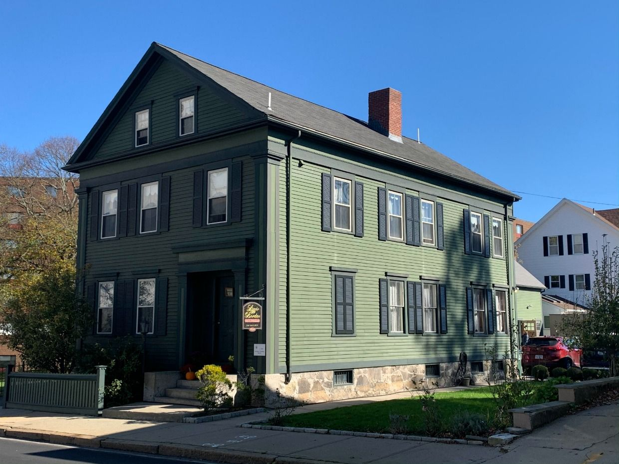 2 Sinister Sights to Visit in Massachusetts The Lizzie