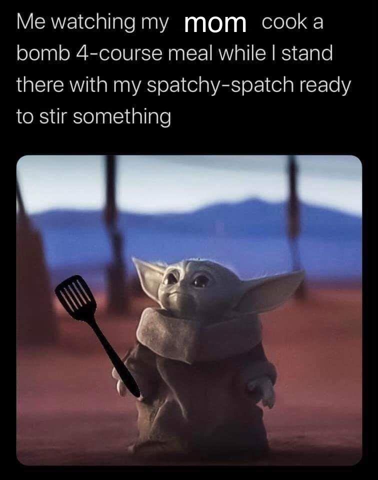 Spatchy Spatch Yoda Funny Yoda Meme Funny Memes