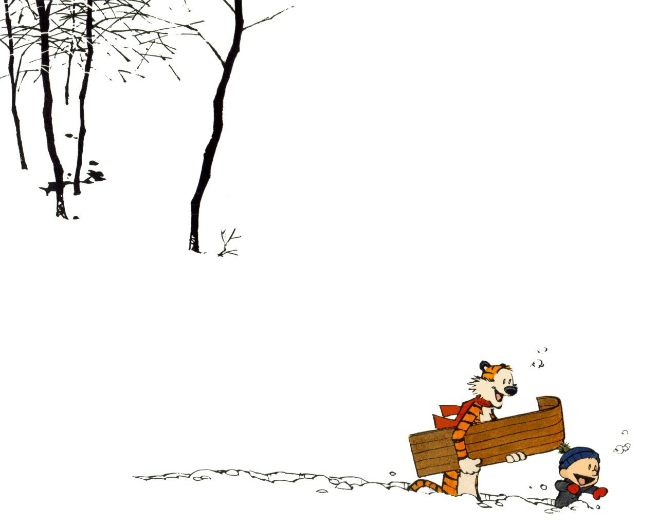 Calvin And Hobbes Wallpapers Calvin And Hobbes Wallpaper Calvin And Hobbes Cartoon Wallpaper Hd