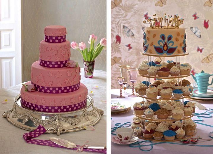como decorar mesas y centros para eventos y fiestas de bautizo y comunin