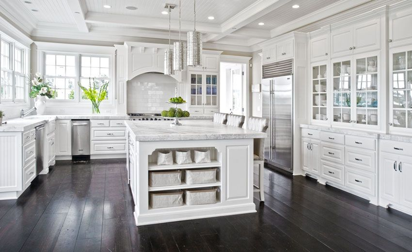 Best 45 Luxurious Kitchens With White Cabinets Ultimate Guide 640 x 480