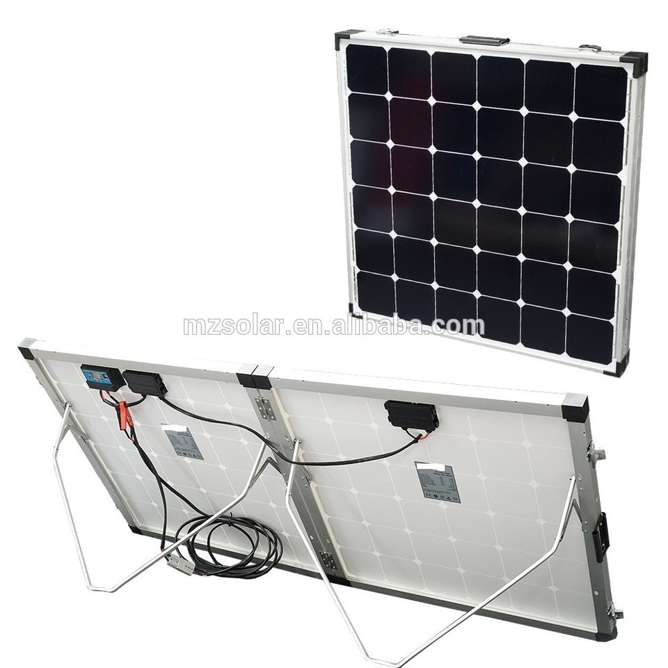 4wd Campervan Using High Efficiency Any Size Folding Solar Panel Flexible Solar Panels Campervan Solar Panels