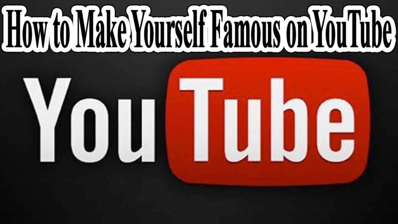 Are you want to be famous on YouTube  ? Tips for You