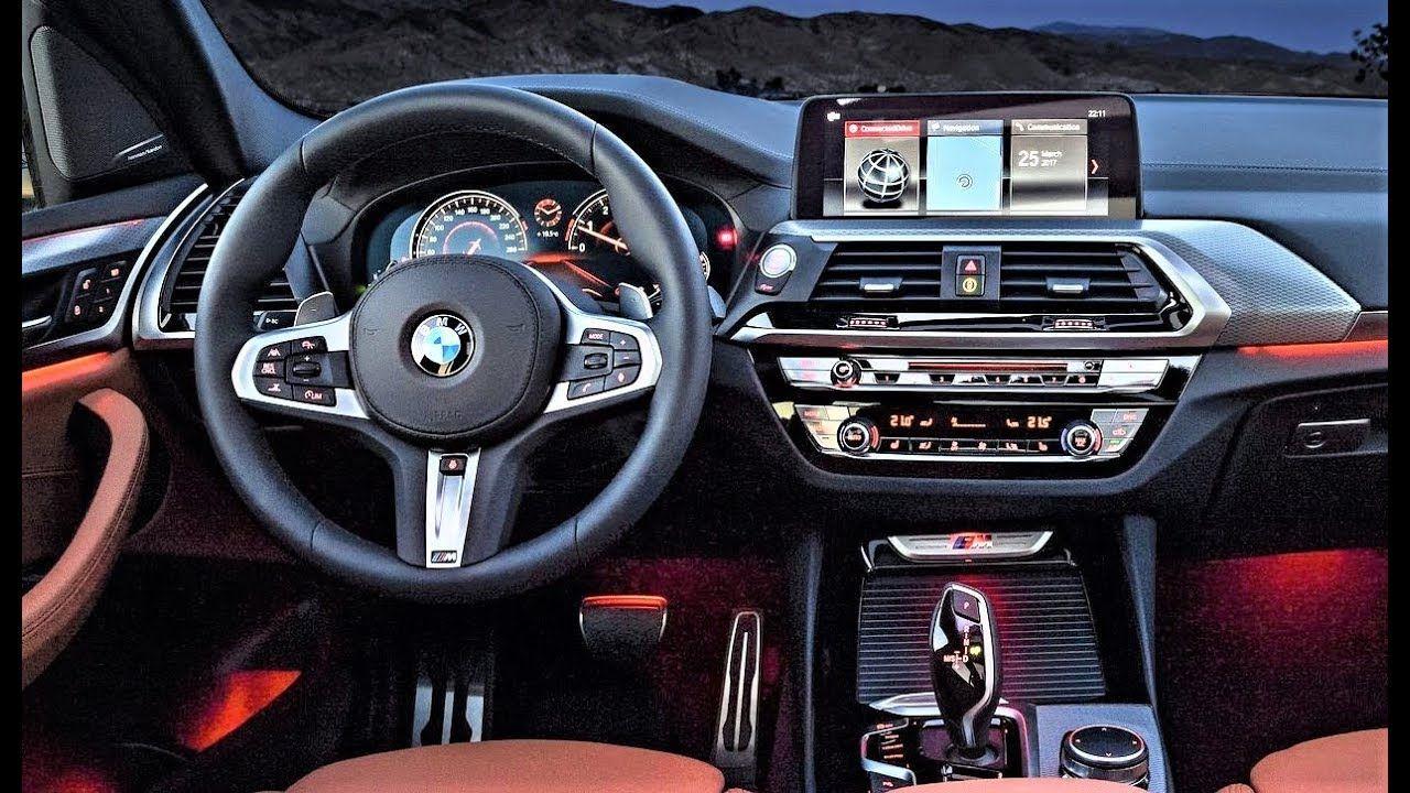 2018 BMW X3 Interior Design | 2018 BMW X3 Interior Design ...