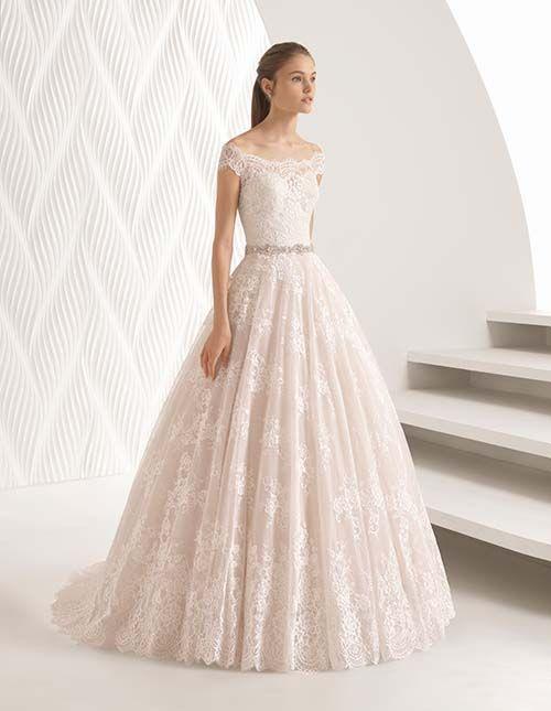 Two By Rosa Clara Hochzeitskleid Brautkleid Und Brautmode