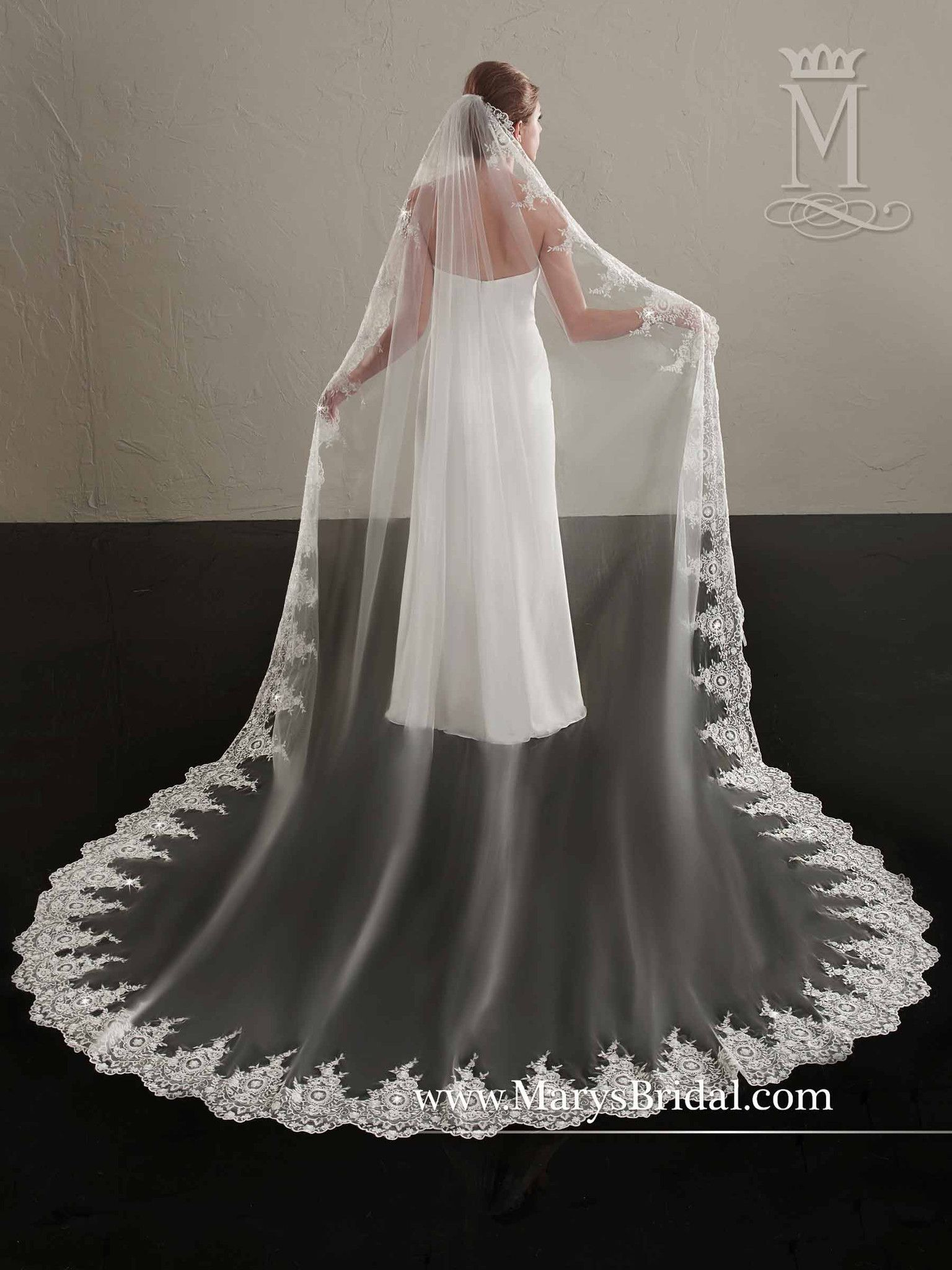Romantic lace veil products pinterest lace veils and products