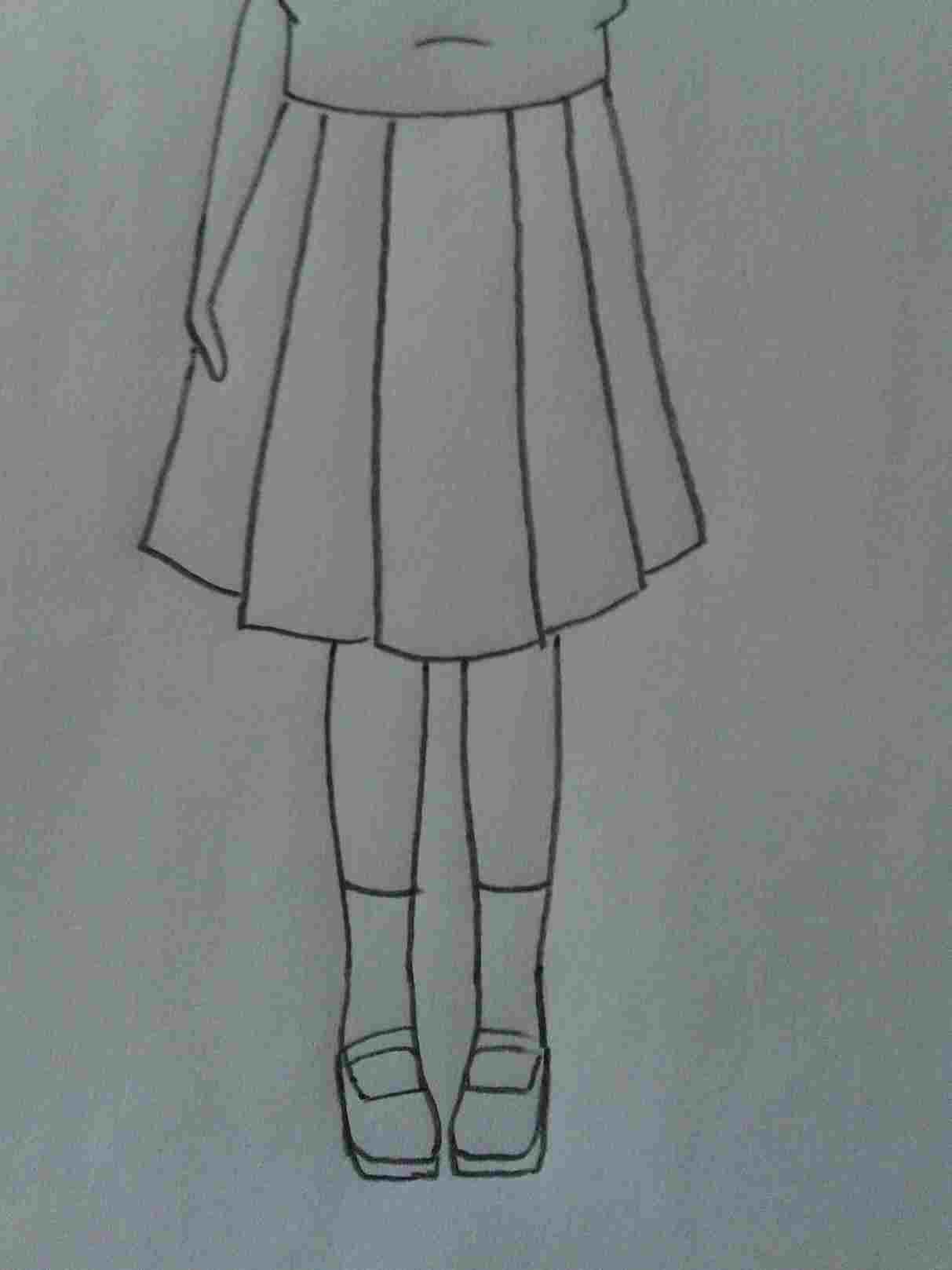 Easy Barbie Drawing : barbie, drawing, Simple, Barbie, Pencil, Sketch, Mermaid, Coloring, Pages,, Coloring,
