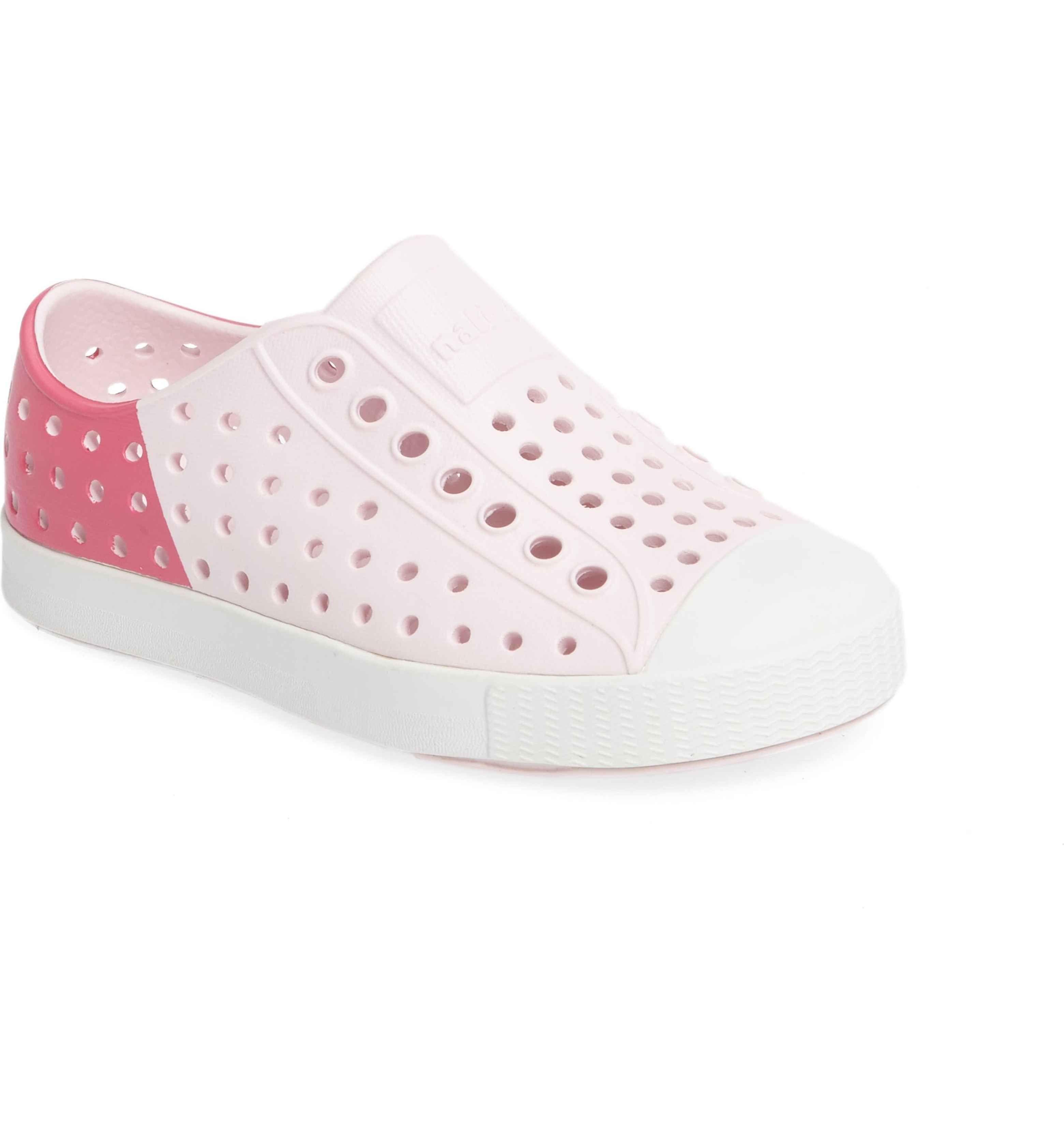 Main Image Native Shoes Jefferson Slip Sneaker Baby Walker