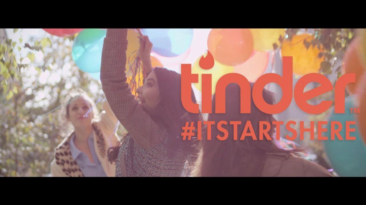 TINDER - #ItStartsHere - Commercial Spot on Vimeo