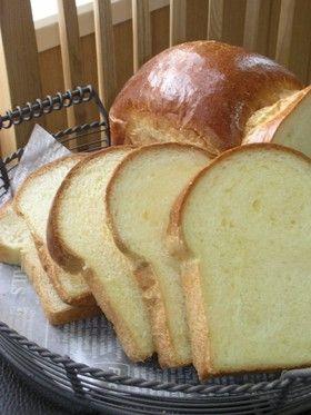 基本のふんわりパン【HB・ND・手ごね】
