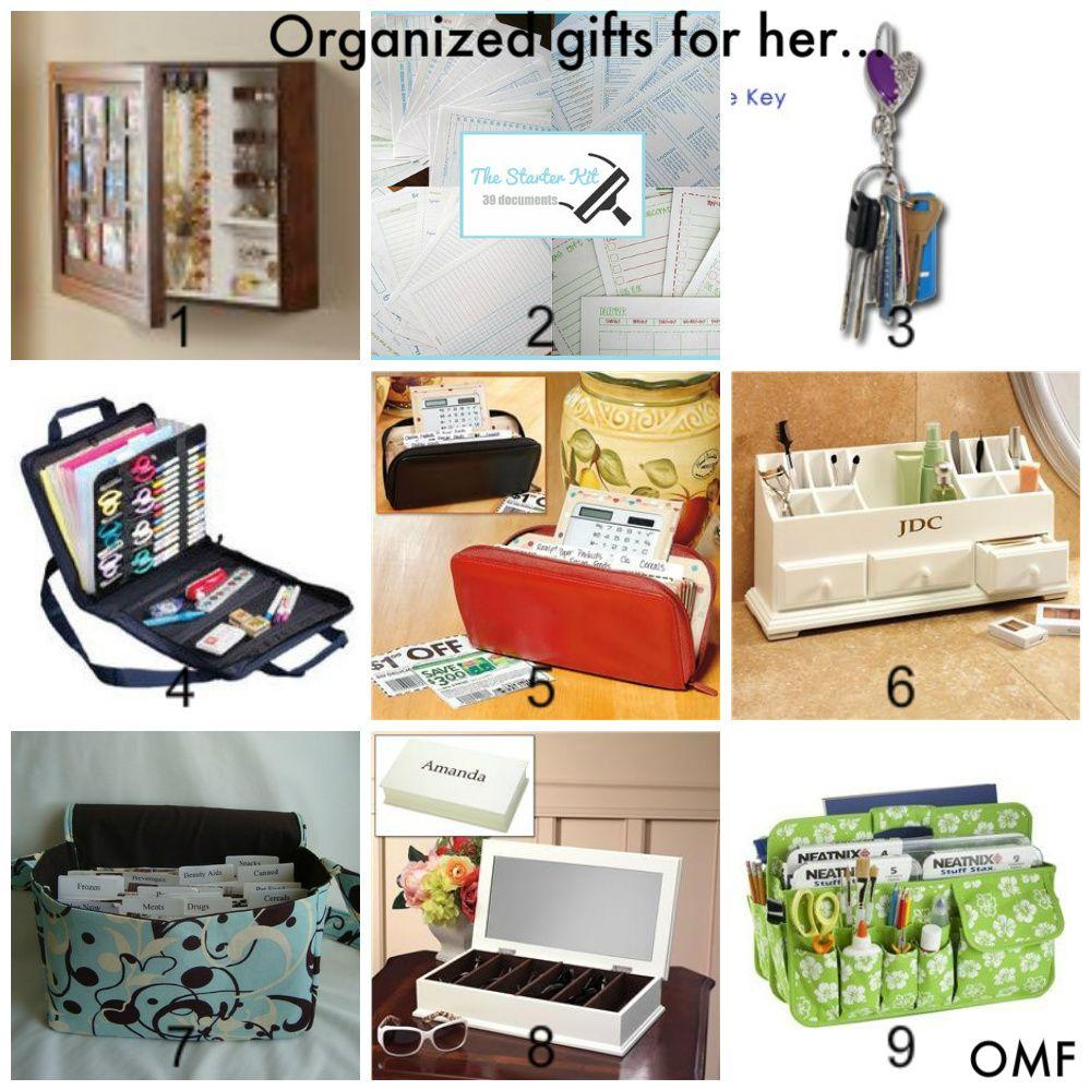 Christmas Organizing Organizing Gift Ideas Organizing Made Fun Christmas Organizing Organizin Christmas Organization Organization Gifts Home Organization