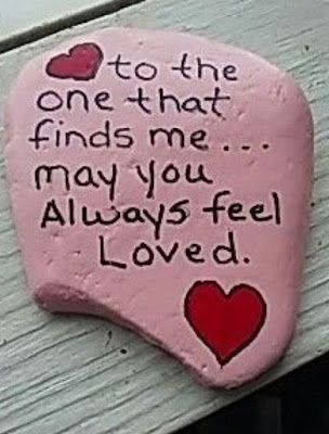 22 Inspiring Painted Rocks Quotes Could Be Costing to More Than You Think | Home Ideas