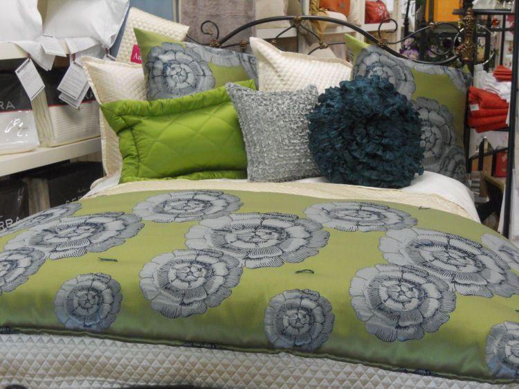 Ann Gish Ann Gish Jimi Bed Ensemble Bed Linens Luxury Bed