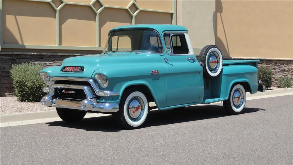 1956 Gmc Classic Pickup Trucks Utes Amp Deliveries