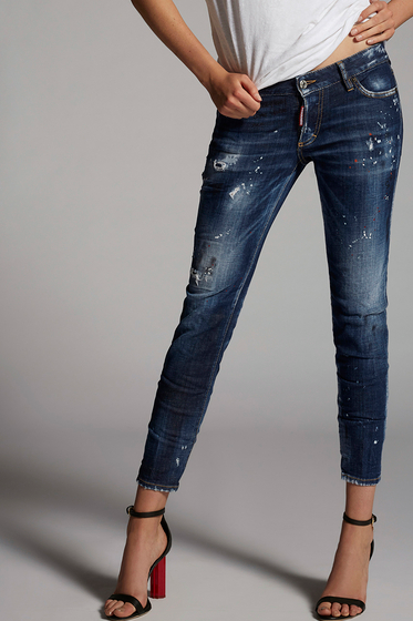 dsquared womens jeans uk