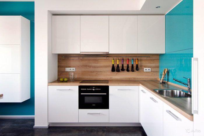 современный фартук для кухни 2021