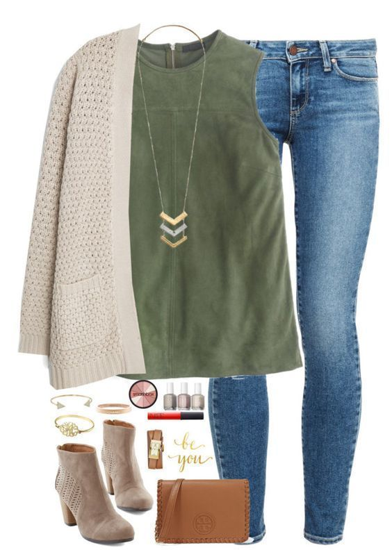 Photo of 15 casual outfits in early autumn that you can wear all day – #fru …