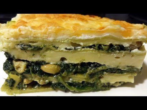 Cocina y Medicina: Cómo hacer lasaña de espinacas especial, al estilo de Mariaje. Con esta receta participo en el Reto de Septiembre de Cocineros de Mundo en Google+ en el apartado salado.