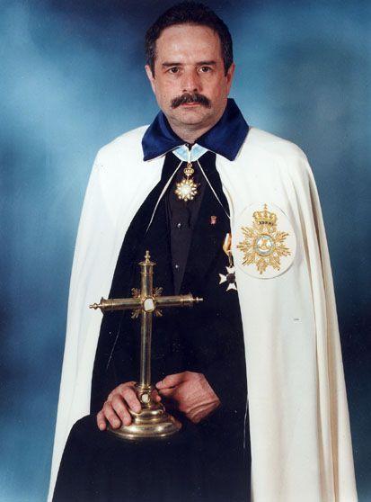 Knighthood Bestowed