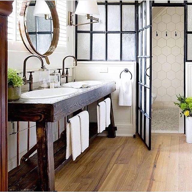 Cool ✌ Via @beckiowens #interior_delux #bathroom #bathroomdesign