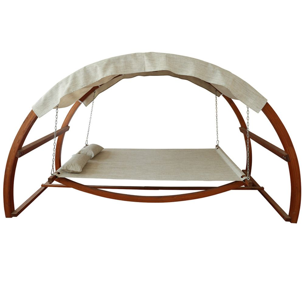 Canopy swing outdoor bed overstock shopping great deals on