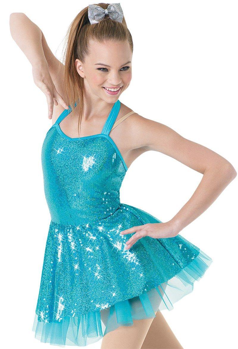 Hologram Sequin Sweetheart Party Dress | Balera™ | Favorite Sports ...