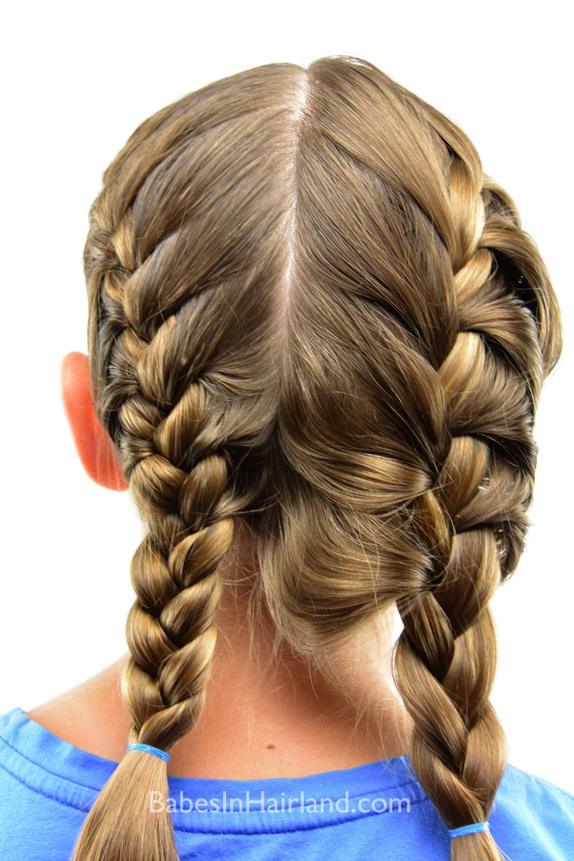 how to get a tight french braid | hair/makeup | french braid