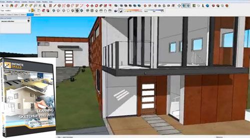 Improve Your Sketchup Skills Through Some Online Sketchup