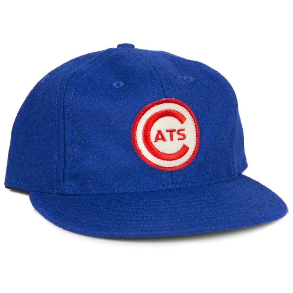 Fort Worth Cats 1959 Vintage Ballcap Ball cap, Leather