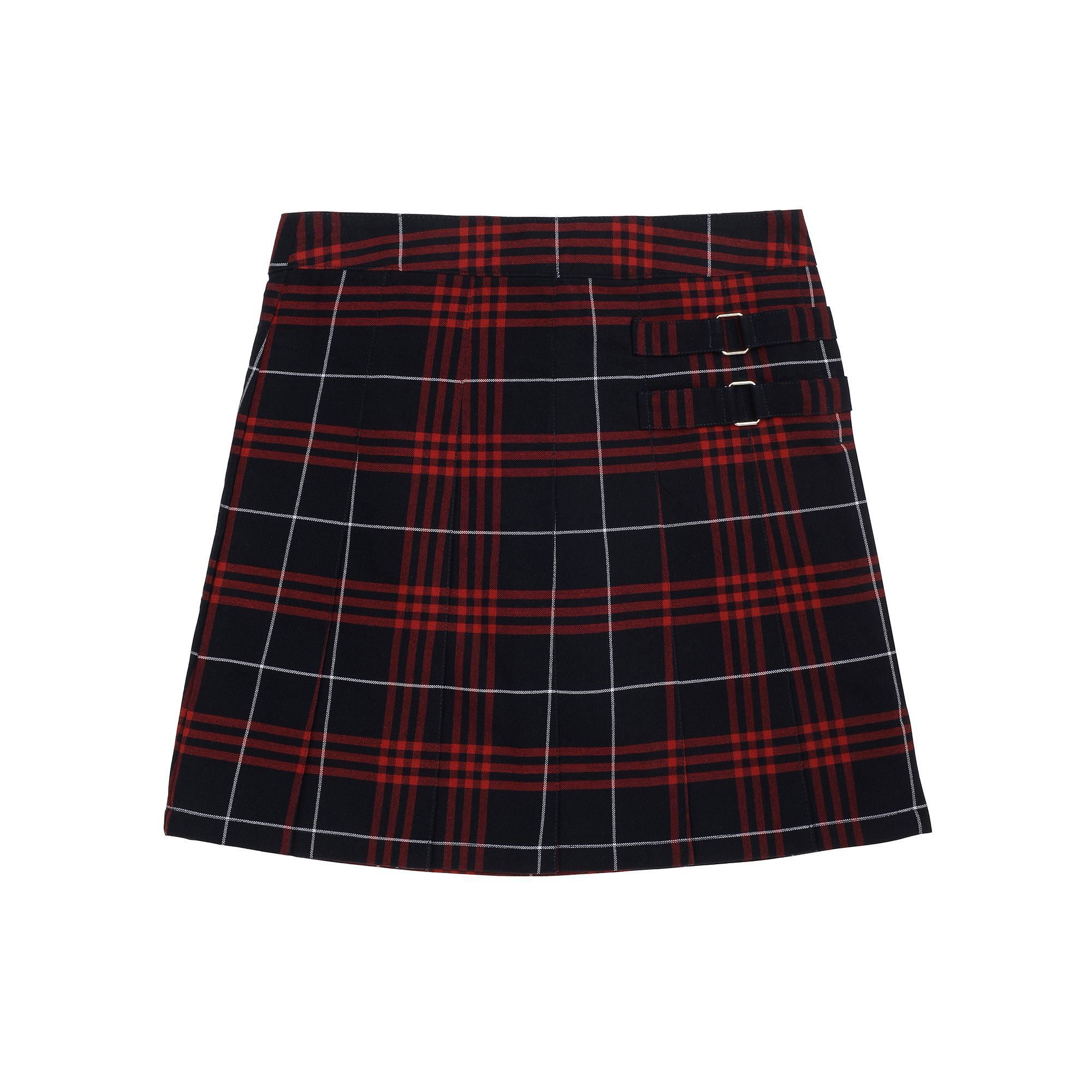 ed11c4e6f0 Girls 4-20 & Plus Size French Toast School Uniform Pleated Plaid Skort,  Girl's, Size: 12, Blue Other
