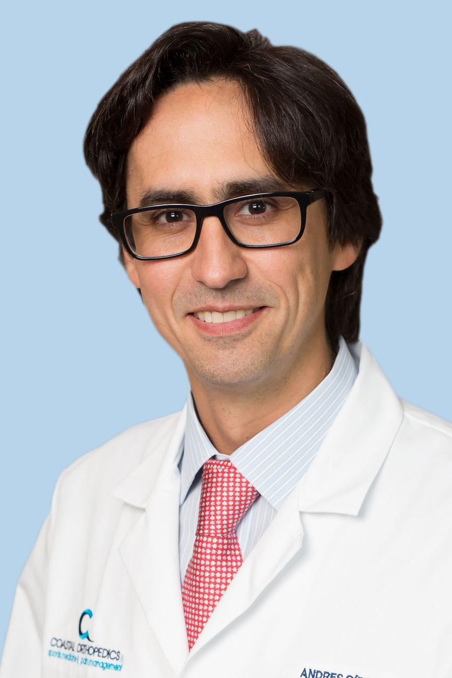 Andrés E. O'Daly, M.D. (With images) Orthopedics, Sports