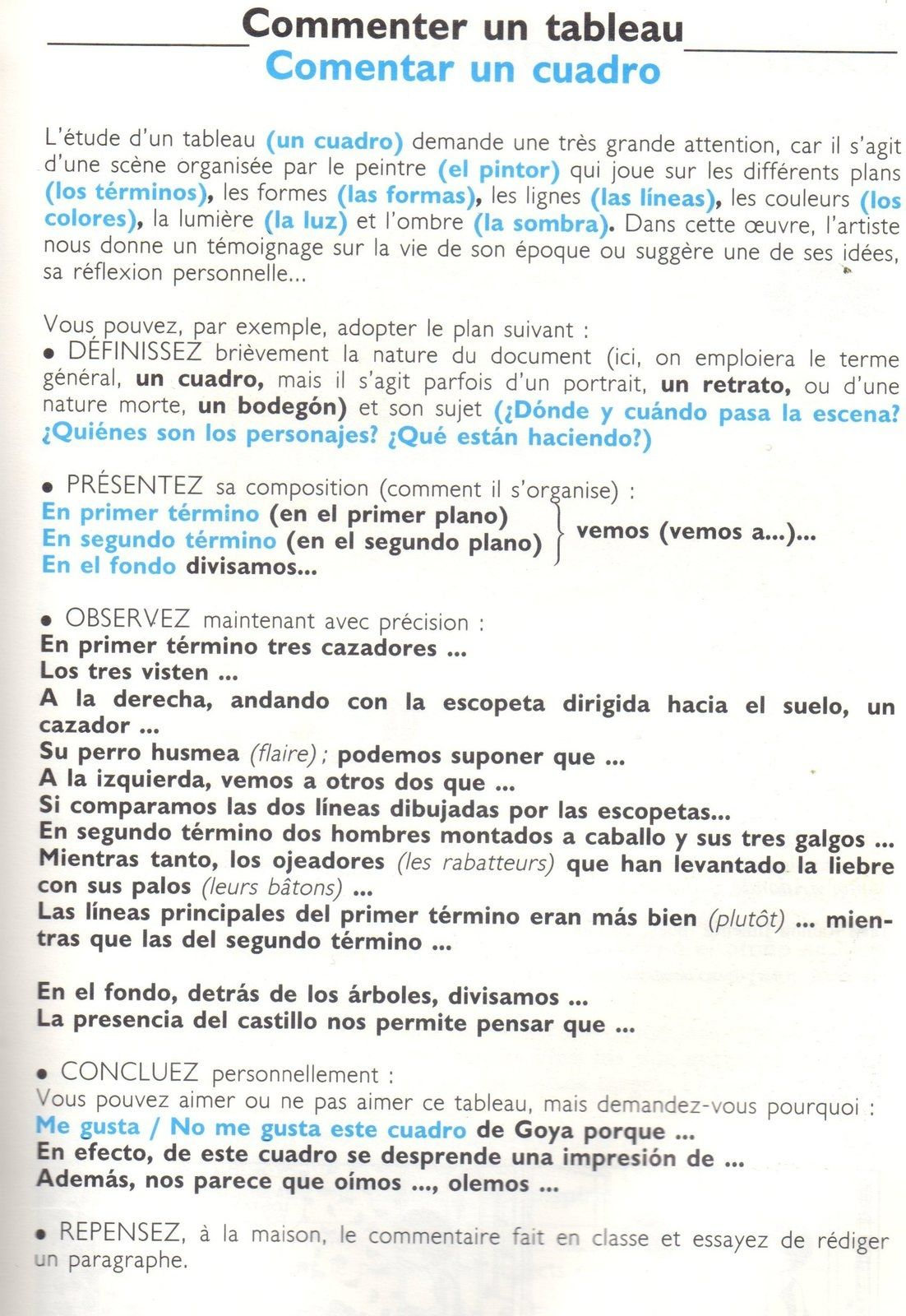 Epingle Par Ole Lardy Sur Metodologia Enseigner L Espagnol Bac Espagnol Espagnol