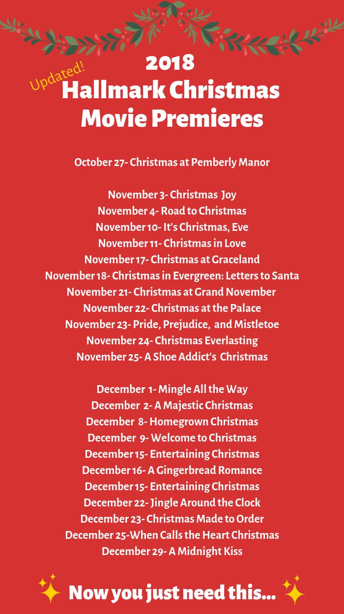 hallmark christmas movies schedule, shirts, mugs you need to watch