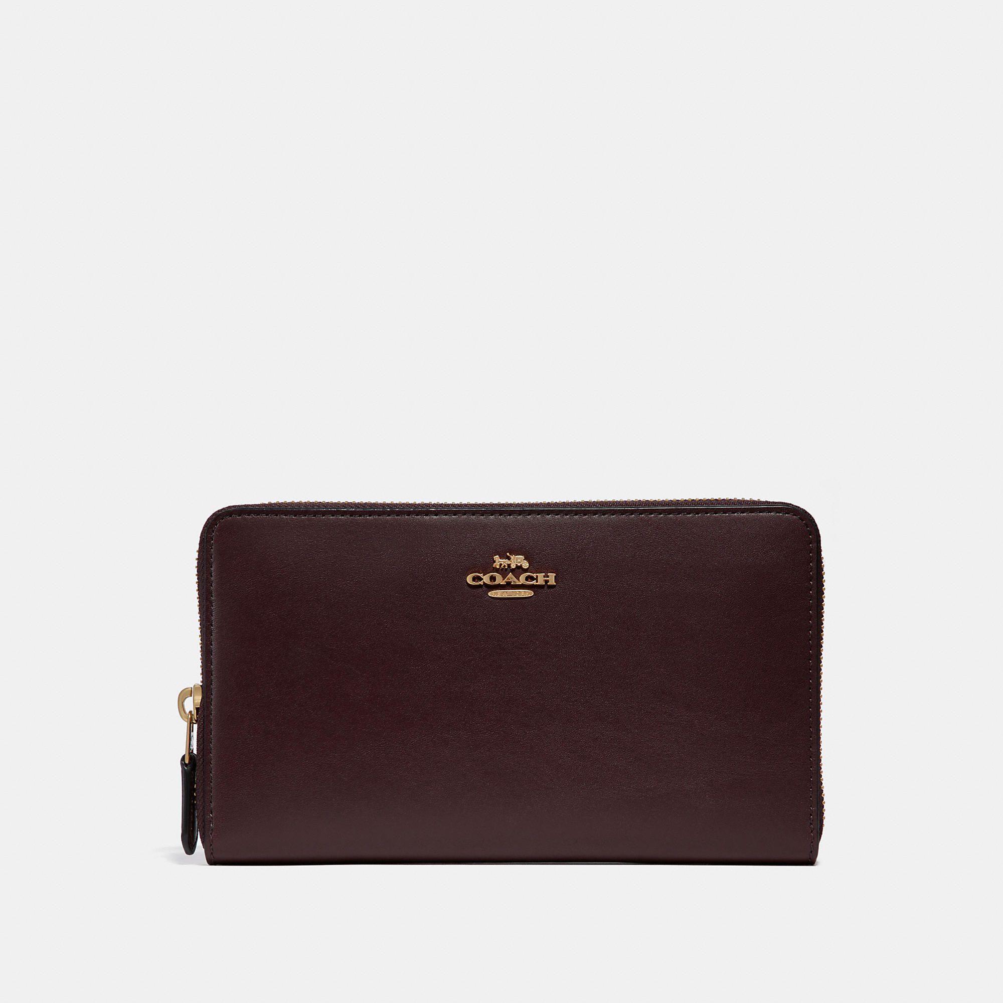 a6bdc64106c7 COACH Continental Wallet - Women s Large Wallets