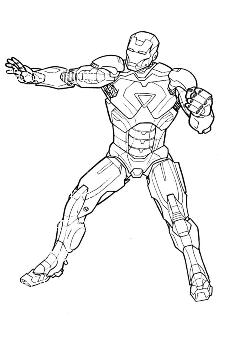 Printable Financing Coloring Supplier Toddlers Attitude Naughty Manages Always Stark Laugh Pages Iron Wise Teamiron Man Coloring Pages For T Cizim
