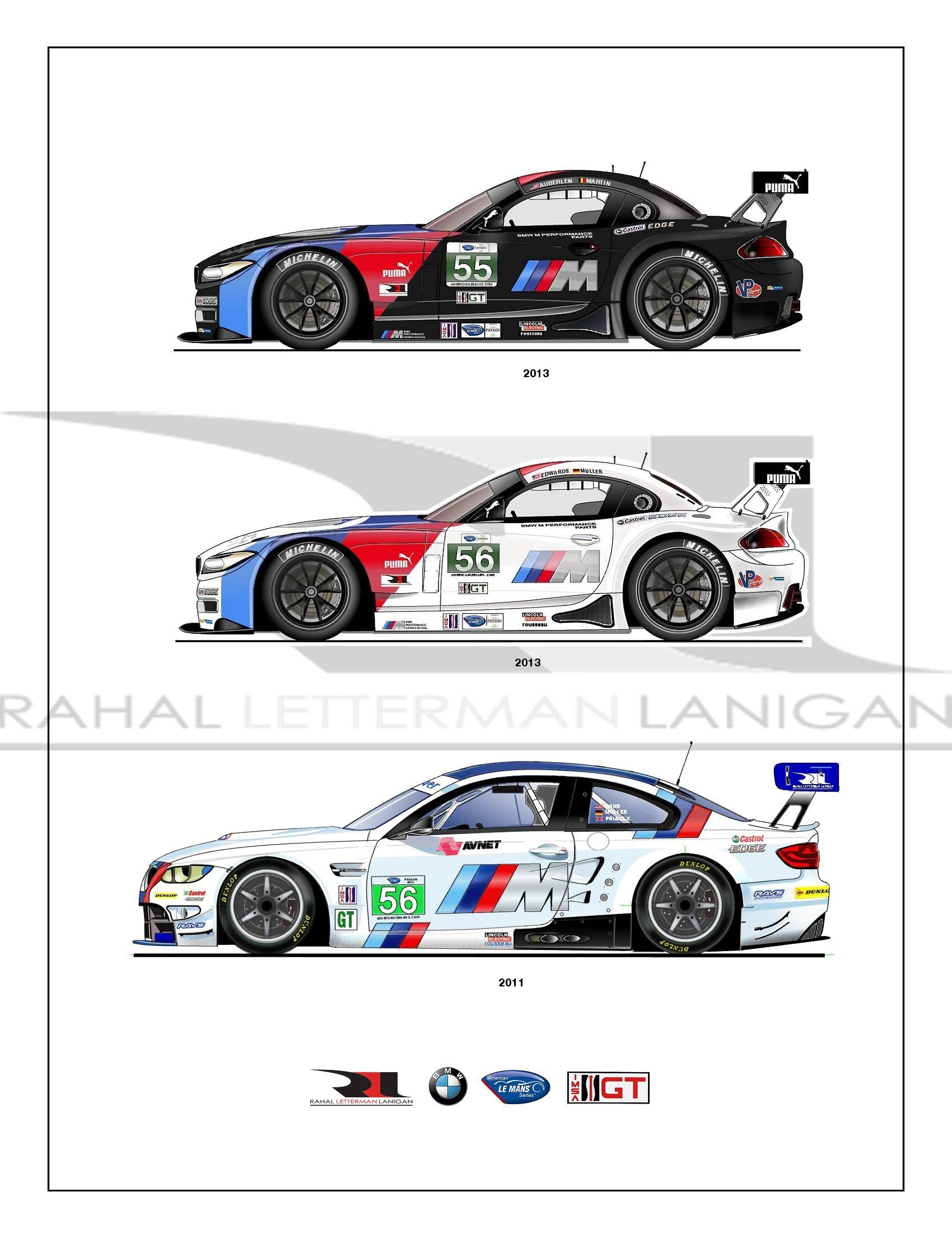 RLL Racing | Bmw z4, Bmw, Race cars