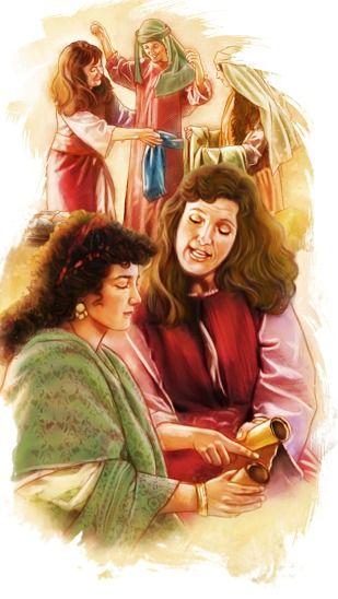 Why Dorcas Was Loved   Teach Your Children