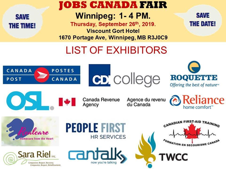 Pin On Jobs Canada