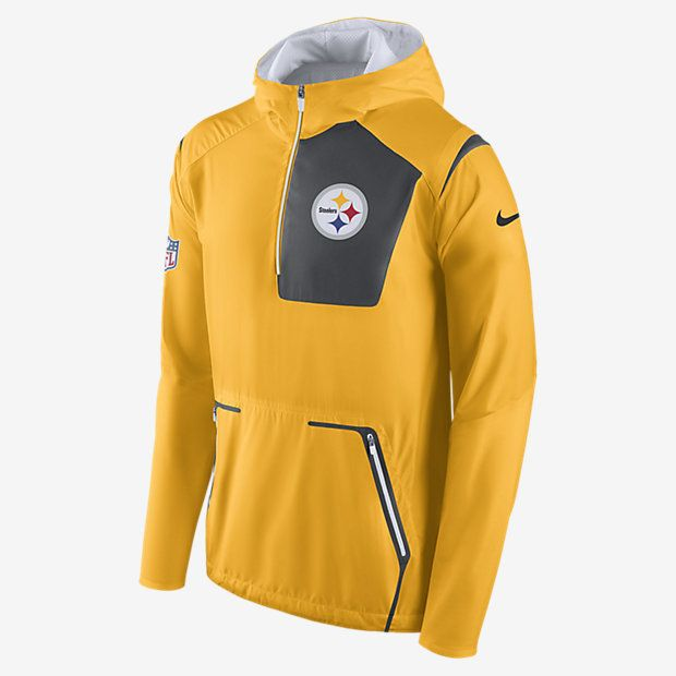 promo code 24718 8634e Nike Alpha Fly Rush (NFL Steelers) Men's Jacket | Steelers ...